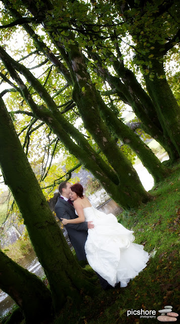 Two Bridges hotel dartmoor devon wedding Picshore Photography