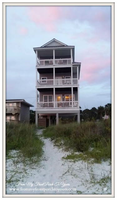 Beach Home-The Gray Whale-The Forgotten Coast- Mexico Beach, FL