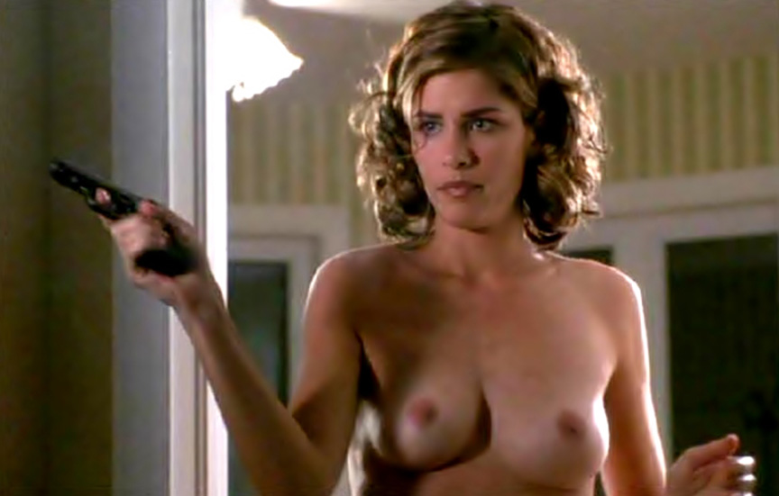 The whole nine yards naked scene pregnant pussy