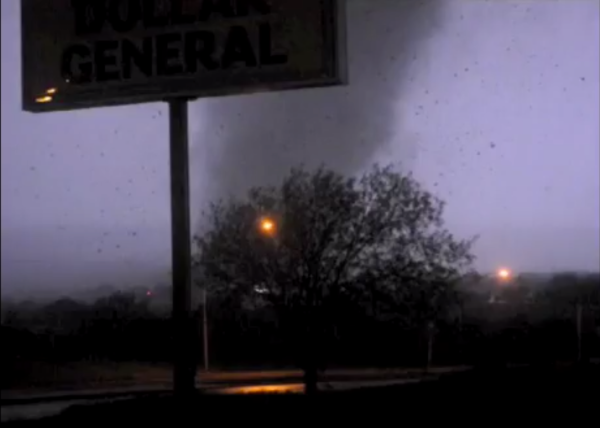 A Strong Tornado Struck The City Of Woodward OK Just After Midnight On Saturday Night Sunday Morning April 15 2012 Emergency Manager Preliminarily