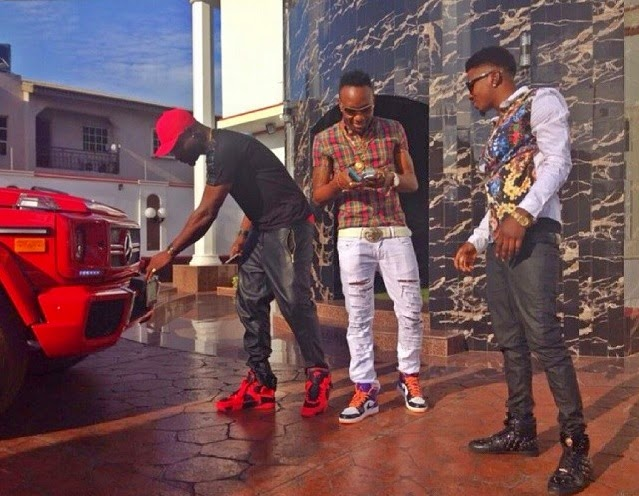 KC4 Is Kcee's House The Most Luxurious Celebrity Crib In Nigerian???