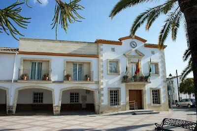 Guadalcacín: sede de Ayuntamiento