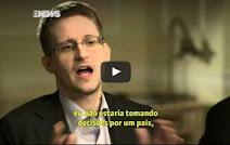 Entrevista: Edward Snowden