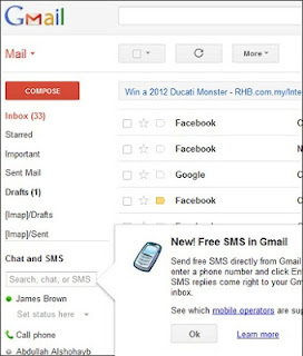 cara sms gratis lewat internet
