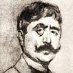 Retrat de Jean Moréas (Antonio de La Gandara)