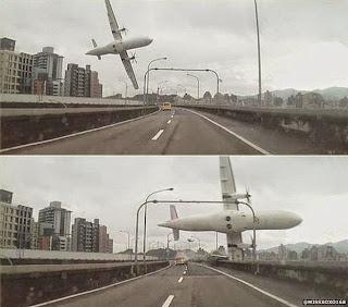 Taiwan Plane Crash 2015