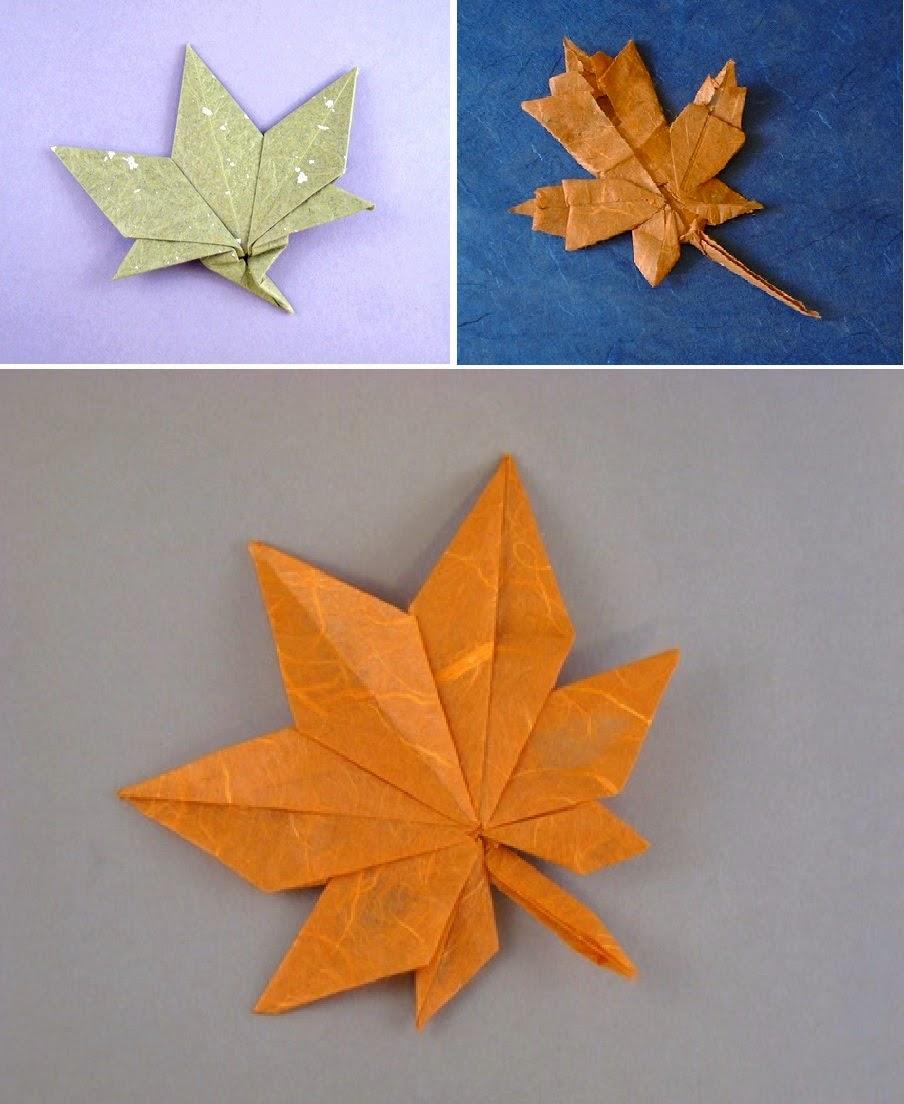 origami plants