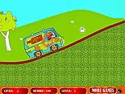 Scooby Doo lái xe buýt, chơi game hoạt hình hay tại gamevui.biz