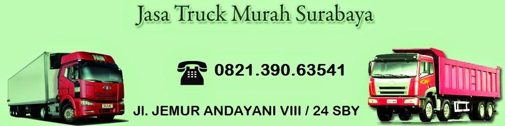 Jasa Truck Murah Surabaya