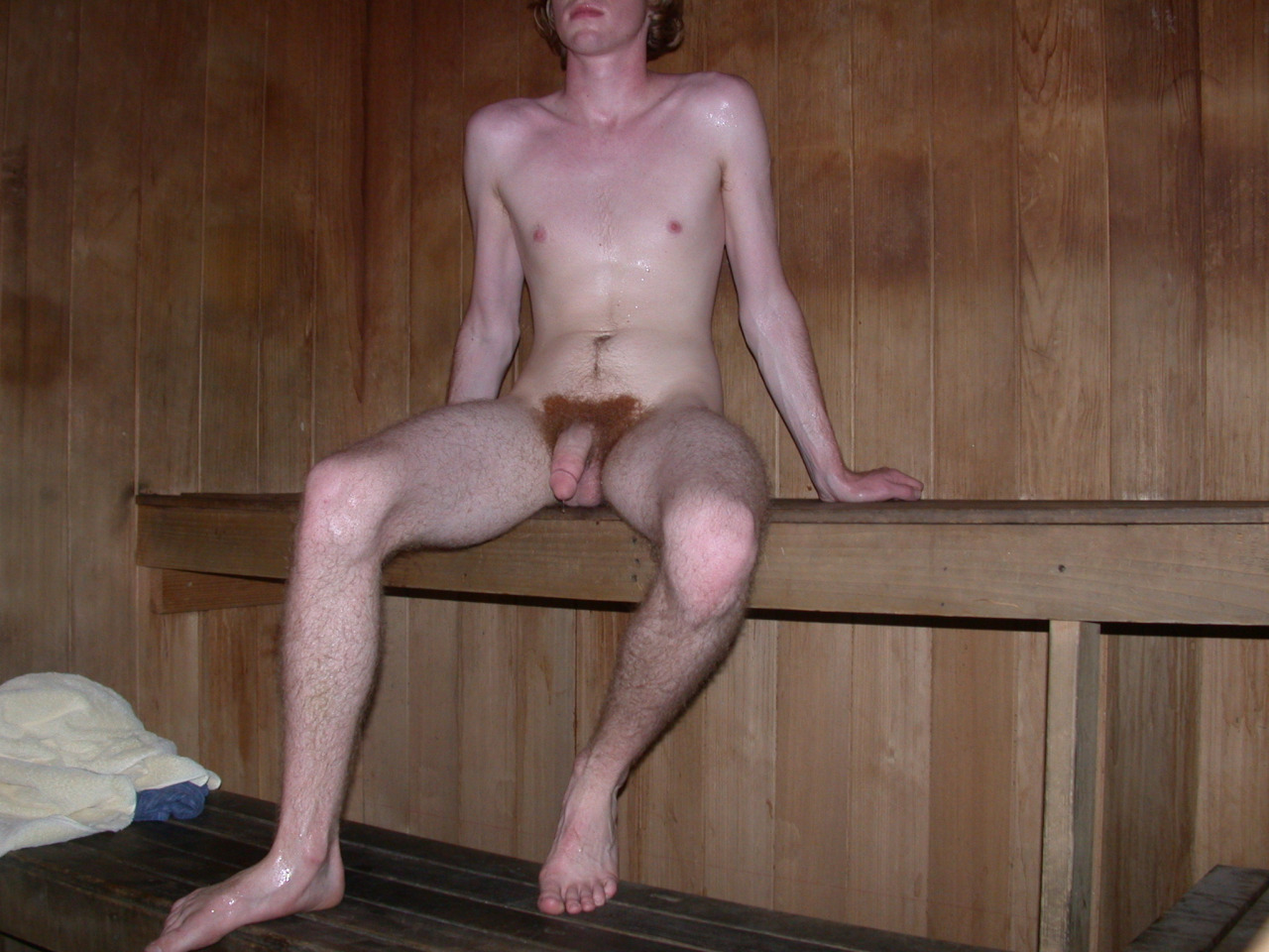 Hung redhead men naked excellent
