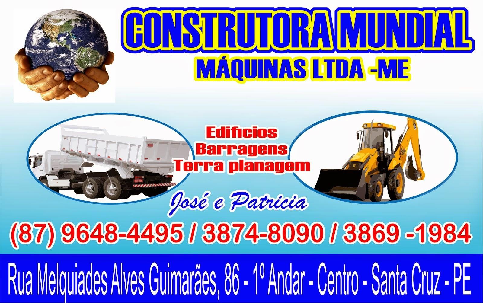 CONSTRUTORA MUNDIAL
