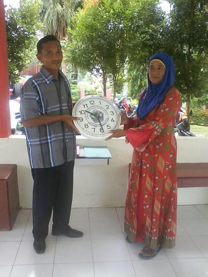 Penjemputan Siswa Praktek Kerja Industri di Balai Benih Induk (BBI) Lubuk Minturun Sumatra Barat 2