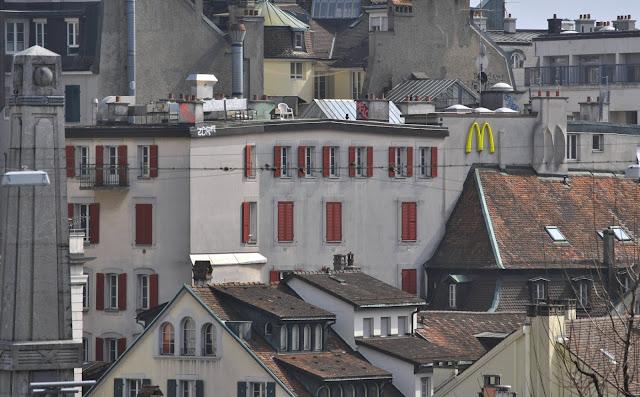 Lausanne McDonalds