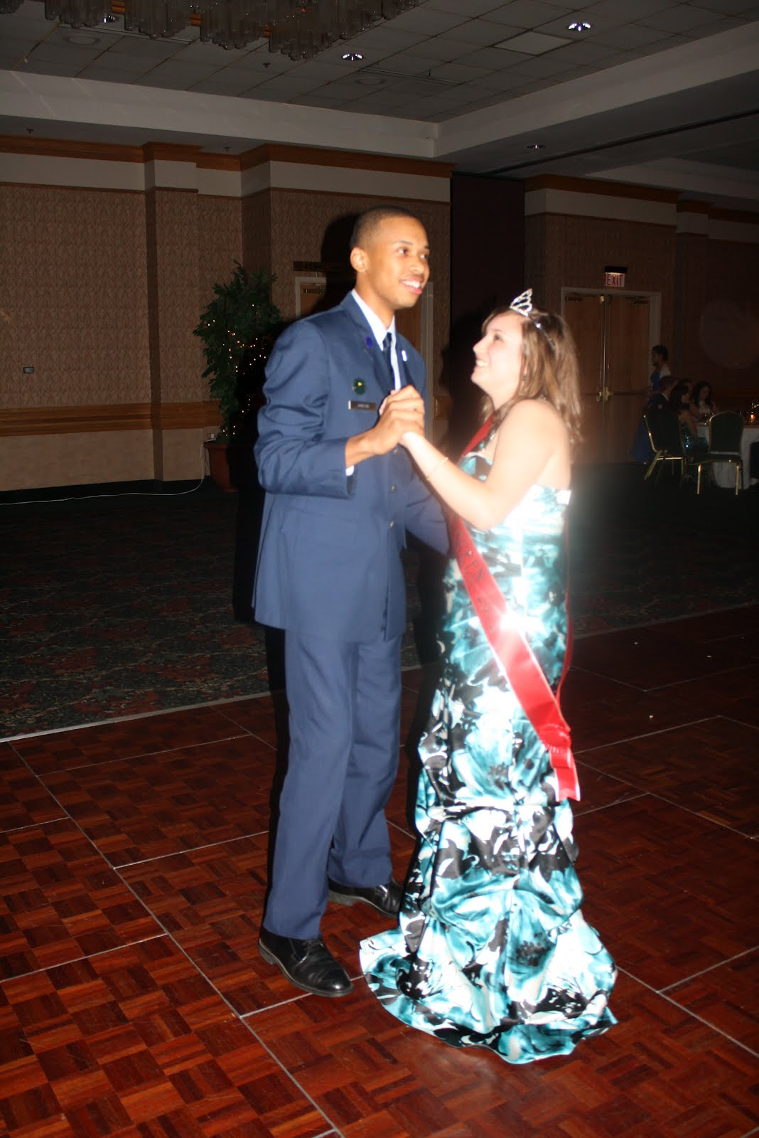 Air Force Junior ROTC South Carolina 954: A Military Ball To Remember!