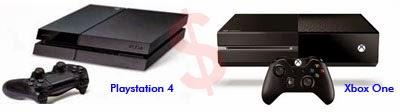 Harga Xbox One, Harga PS4