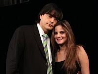 Jaime Bayly y Silvia Nuñez