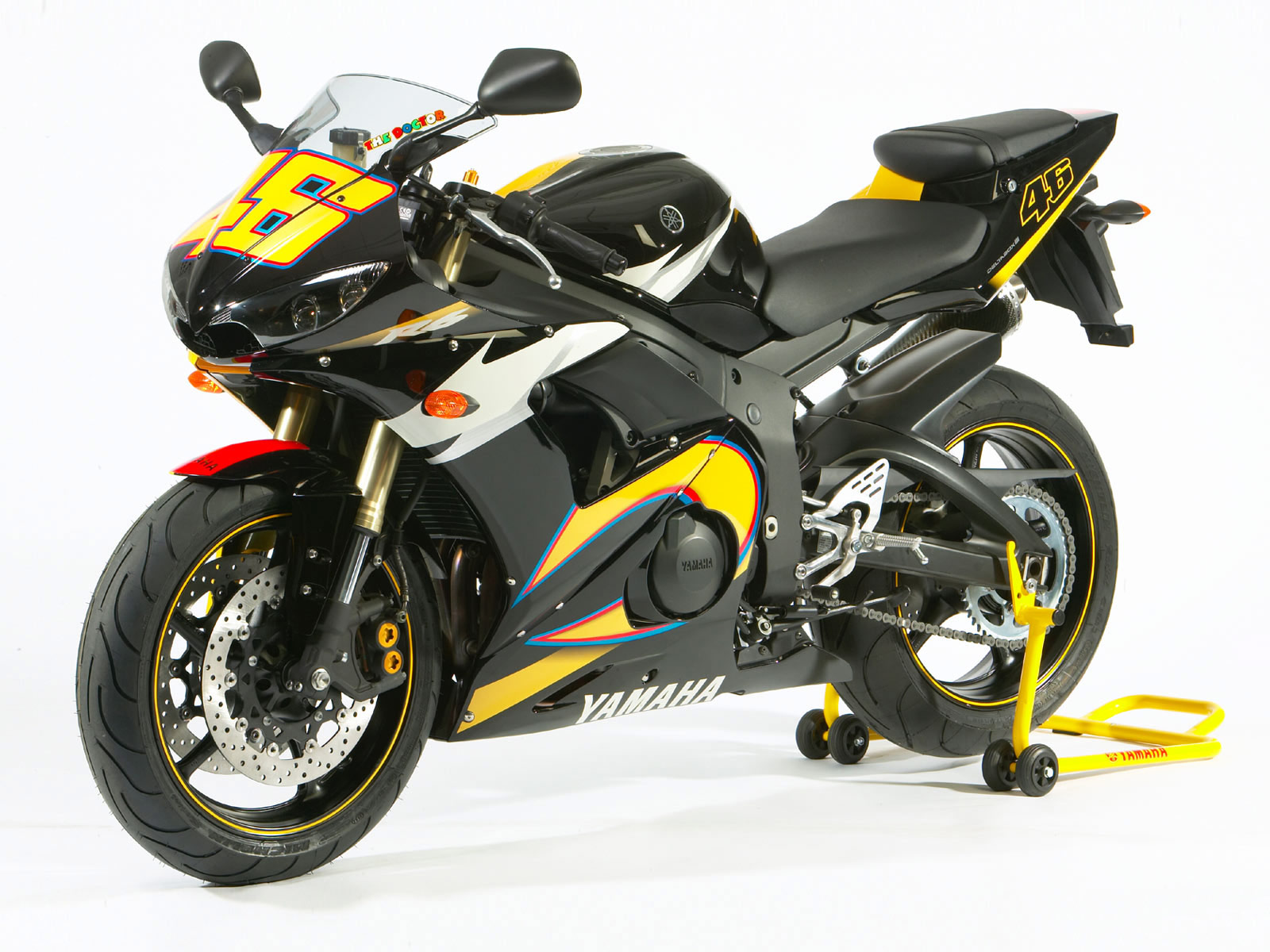 2005 yamaha yzf r6 r46 motorcycle pictures. Black Bedroom Furniture Sets. Home Design Ideas