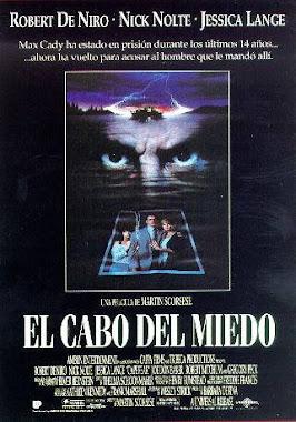 Poster El Cabo De El Miedo