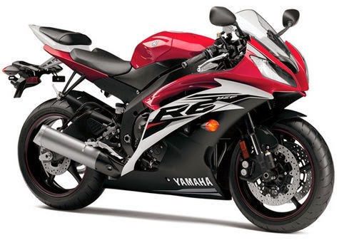 New Yamaha R6 2014