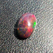 Batu Permata Black Opal Kalimaya - SP692