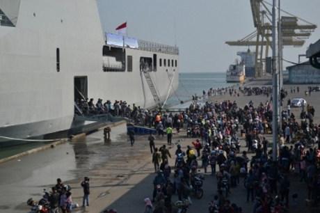 Info dan Cara Mudik Gratis 2013 dengan Kapal Perang TNI AL