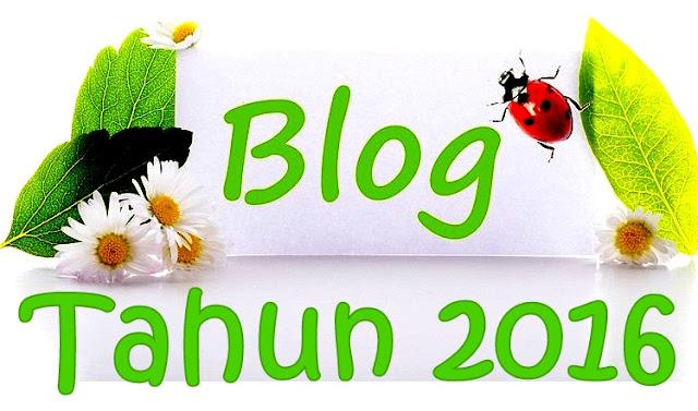 Dunia Blog di Tahun 2016