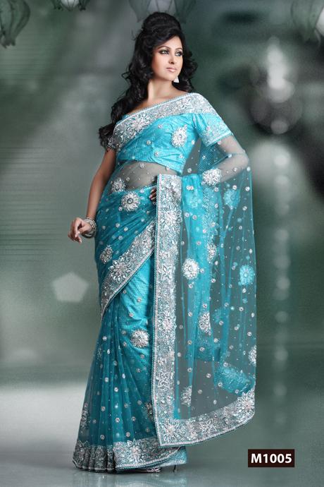 Indian Wedding Saree Blouse Designs