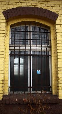 stary dworzec PKP w Radzionkowie