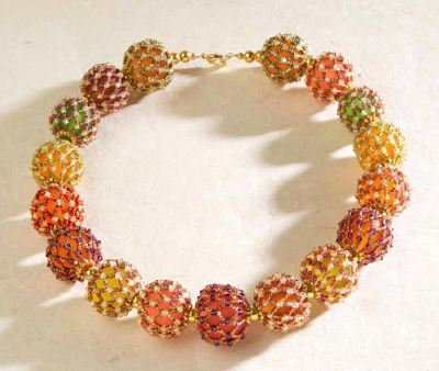 fortune+teller+beads+Screen shot 2012 02 19 at 11 52 17 AM 670x566 Make your own beaded curtain using a combination of crystal, glass, wood, ...