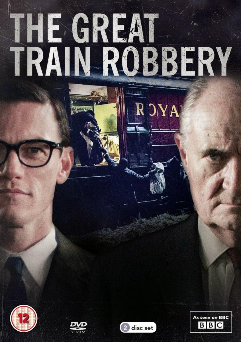 The Great Train Robbery, luke evans, robo tren, glasgow, jim broadbent, 2013, bbc,el zorro con gafas