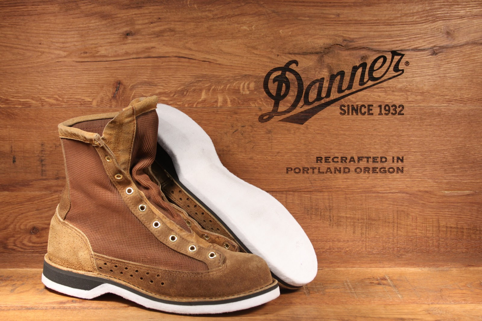 The William Brown Project: DANNER FIX