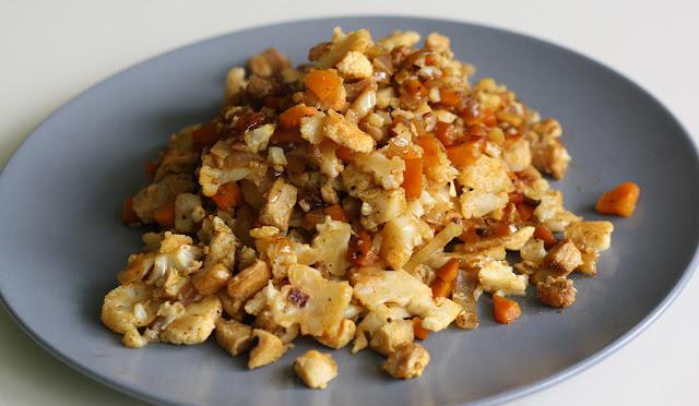 rewelacyjne warzywa smażone - pomysł na szybki obiad