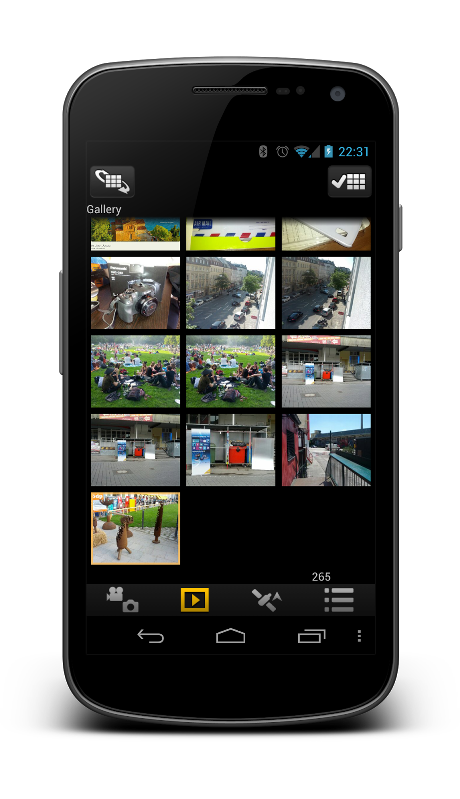 Camera Android Non Phone donts of android design dzone java by including an action bar to your app youll save considerably in as many decisions are already made and tested for you