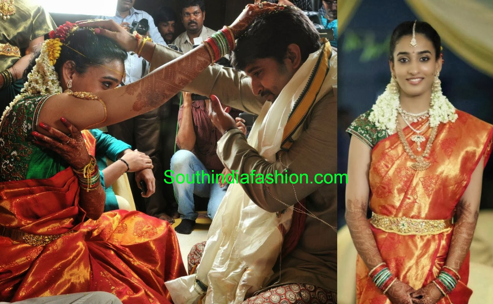 nani anjana wedding