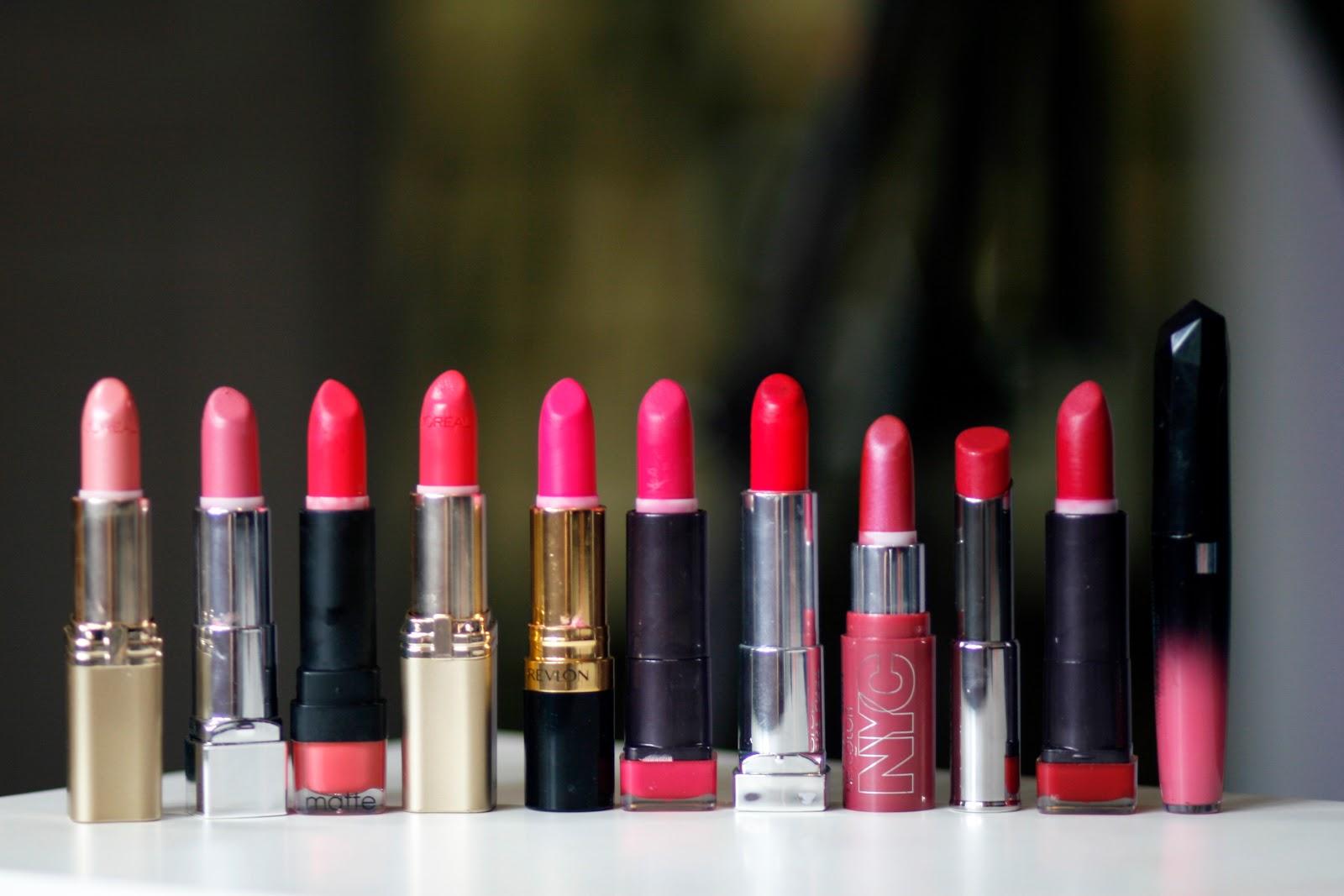 fun size beauty: LIPSTICK GRAVEYEARD + Lipstick Collection ... | 1600 x 1067 jpeg 135kB