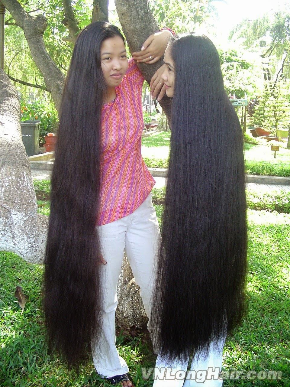 long haired women hall of fame lam amp hoai