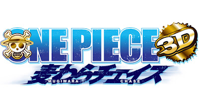 Logo One Piece 3D Straw Hat Chase
