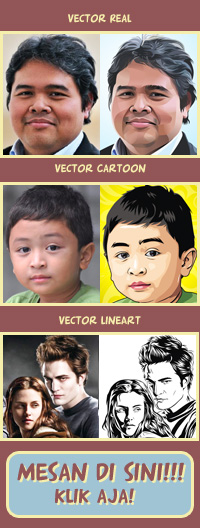 jasa gambar vector kartun
