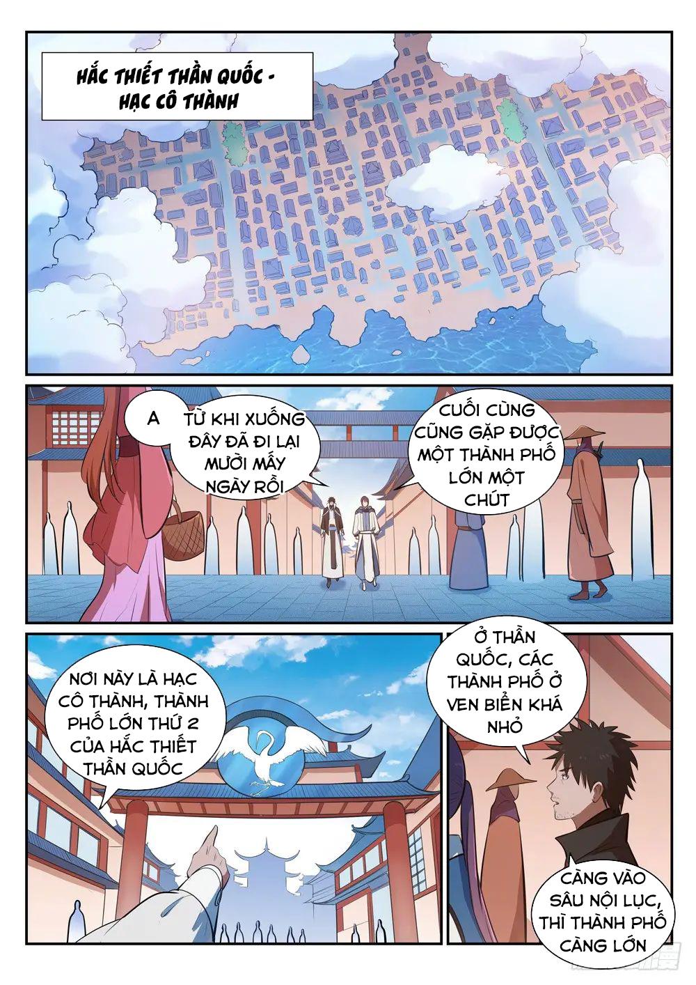 Bách Luyện Thành Thần Chapter 364 video - Hamtruyen.vn