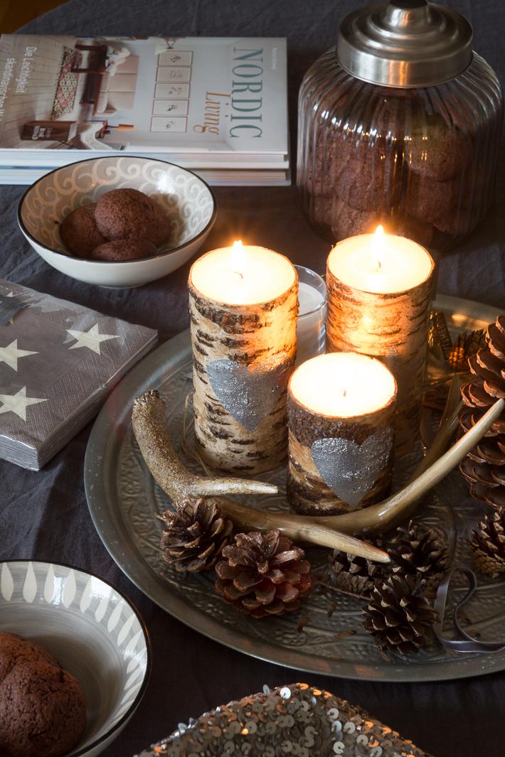 Inspiration dark grey and cozy amalie loves denmark - Groaye glasvase dekorieren ...