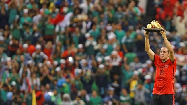 Partido amistoso y de despedida entre los troncos de México e Israel, con triunfo para la Selección Mexicana de 3-0. Goles de Miguel Layún y Marco Fabián. En este juego fue la despedida y homenaje de Cuauhtémoc Blanco del Tricolor | Ximinia