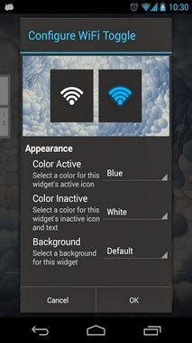 Clean Widgets Apk - Screenshoot