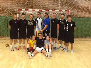 12 jugadores de CAN en la Academia  Aarhus de Dinamarca | Mundo Handball