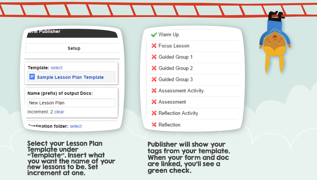 using google docs to write lesson plans the super easy way