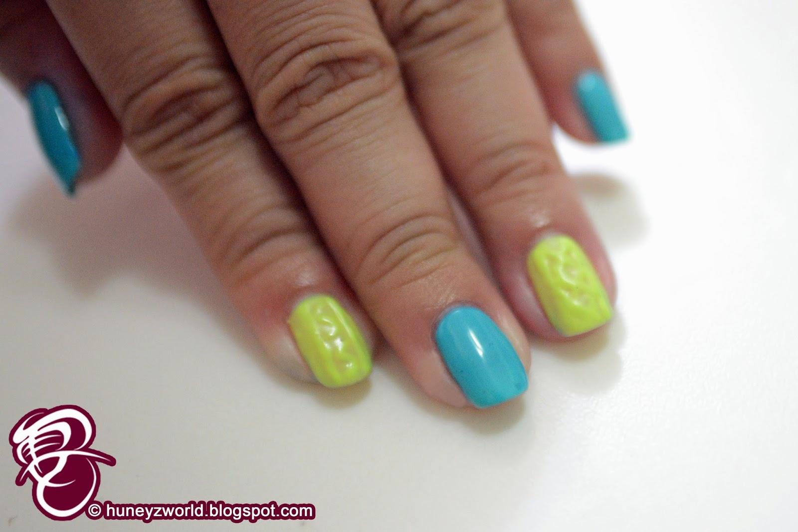 Promotion] I Got My Nails Pampered @ Tenth Nails ~ Huney\'Z World