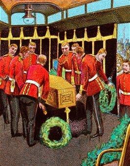 Victoria's Funeral