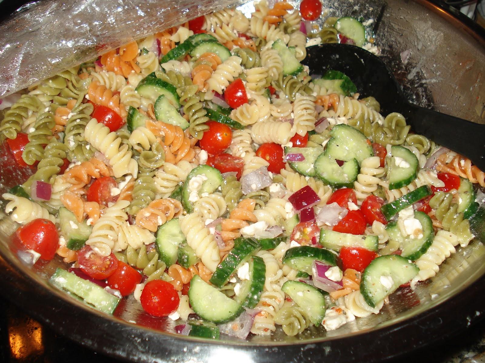 Top 28 Pasta Salad Receipe Summer Pasta Salad Recipe