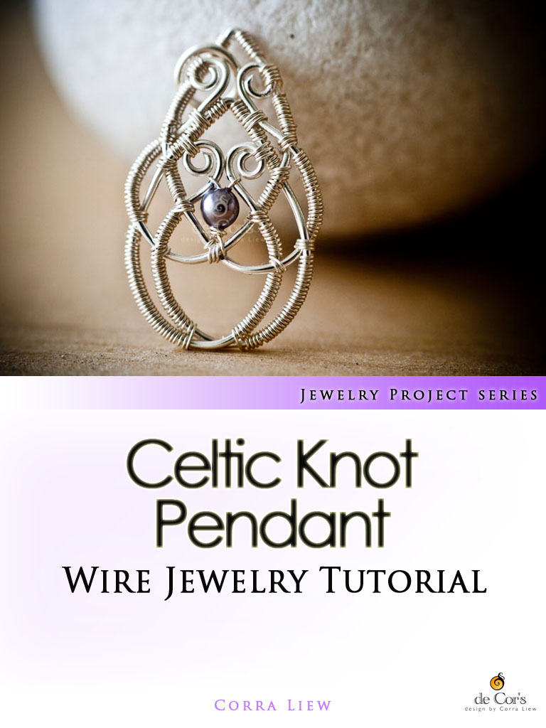 De Cors Handmades Malaysia Handmade Jewelry Celtic Knot Pendant