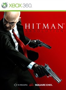 cover xbox360 du jeu hitman absolution