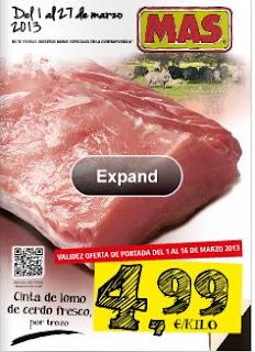 Catalogo Supermercados Mas Marzo de 2013
